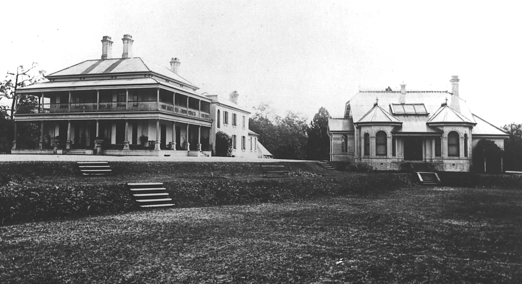 HS4 Glenlyon House and Billiards Room